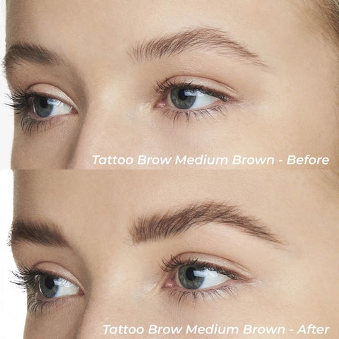 MCoBeauty - Tattoo Microblading Ink Pen Medium Brown
