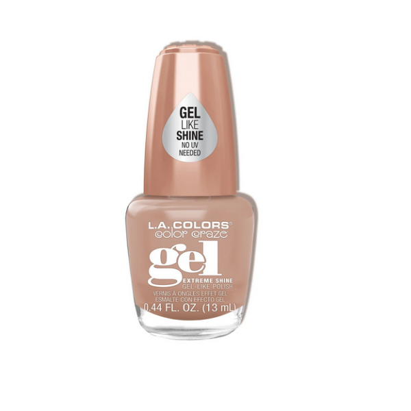 L.A. Colors - Boldly Nude Gel Polish Tender
