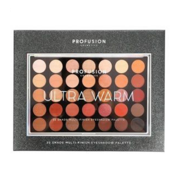 Profusion - Ultra Warm Palette