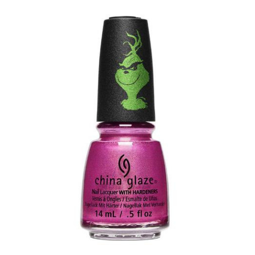 China Glaze Grinch Collection - Who Wonder