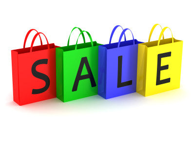SALE ITEMS - Last Chance to grab a bargain!