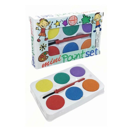 Mini Paint Set - Popcorn Street