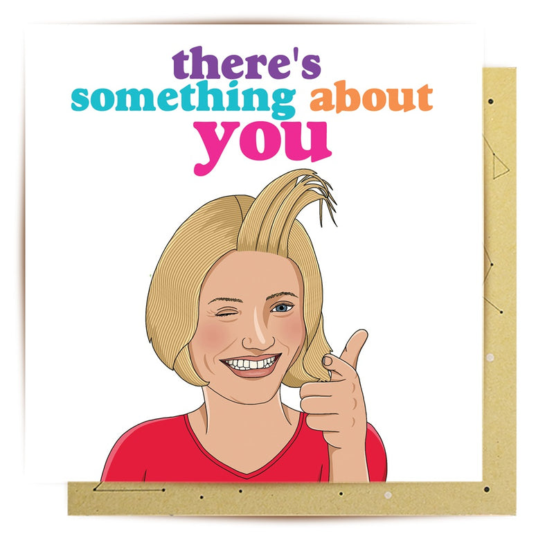 LaLa Land Card - There's Something About You - Popcorn Street