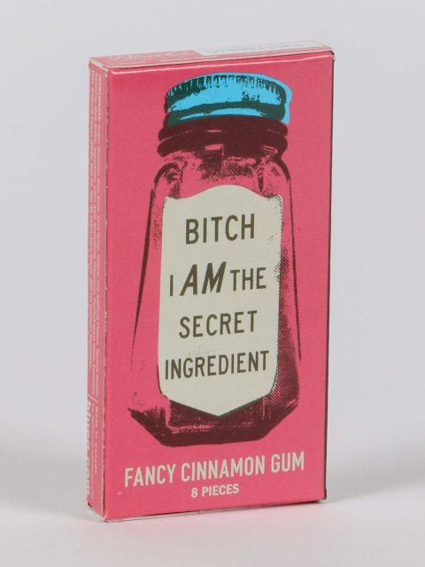 Quirky Gum - Secret Ingredient