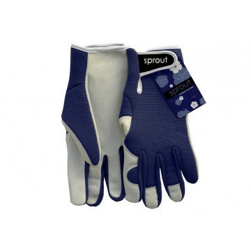 Sprout Gloves - Navy