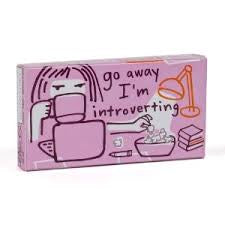 Quirky Gum - Introverting