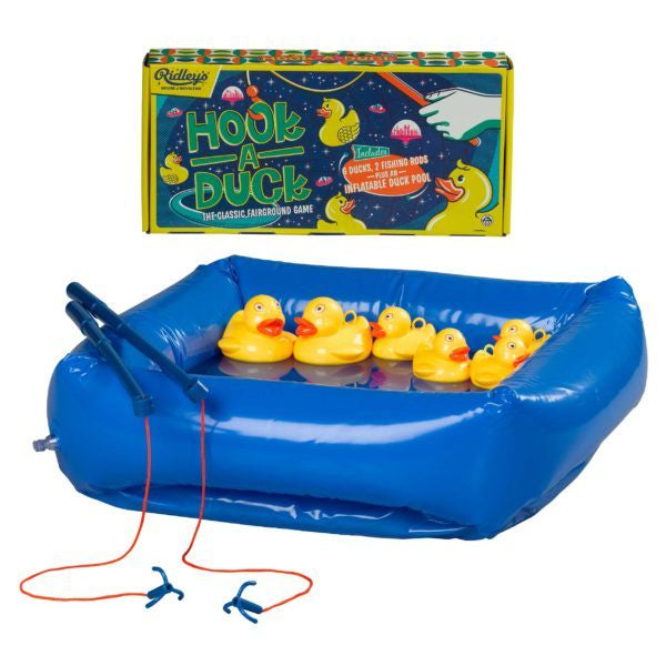 Hook-A-Duck Fairground Game - Popcorn Street