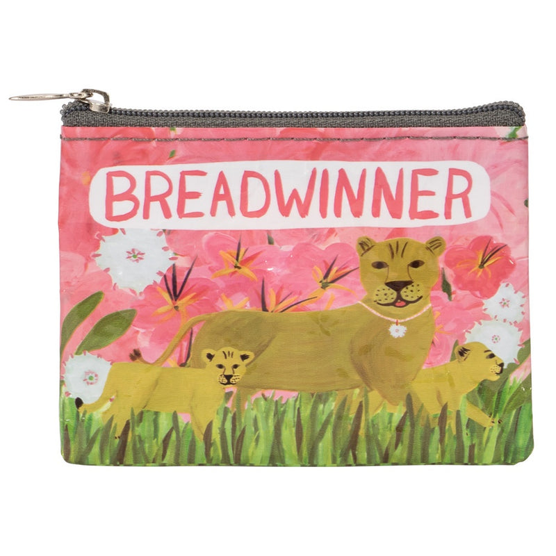 Quirky Coin Purse - Breadwinner - Popcorn Street
