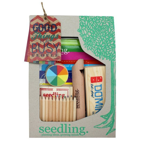 Seedling - Good Things For Busy People! - Popcorn Street