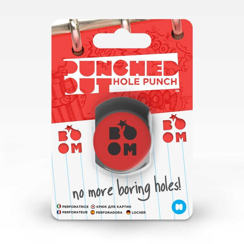 Punched Out Hole Punch - Boom - Popcorn Street