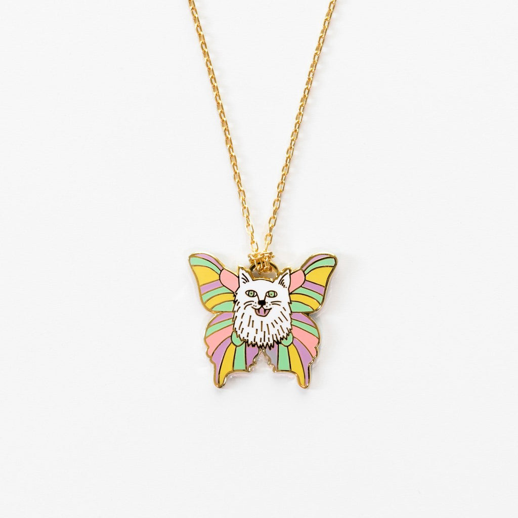 Catterfly Necklace - Popcorn Street