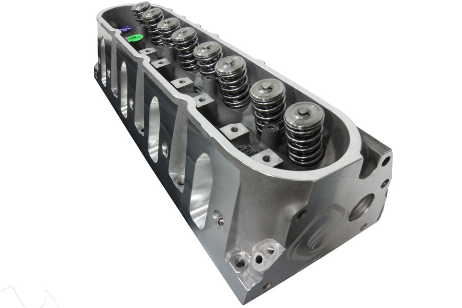 FED LS1 243/799/317/241/853 Cathedral Stage 1 Cylinder Heads (set) -  Porting Service - Complete (Assembled)