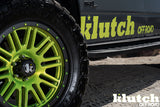 Klutch OffRoad Windshield Banner