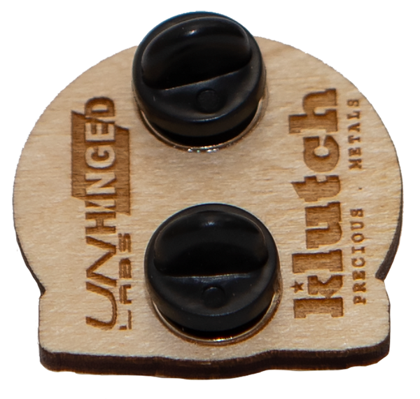 Unhinged Labs x Klutch Pin Positive Finish