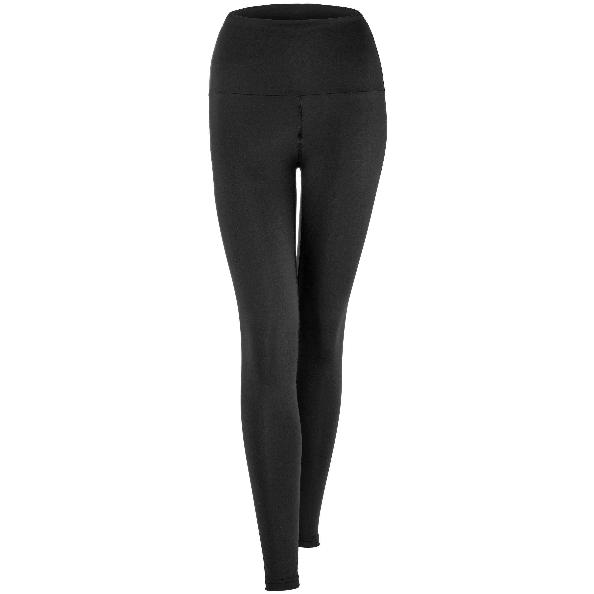 BEYOND LEGGING - HIGH WAISTED COMPRESSION BLACK