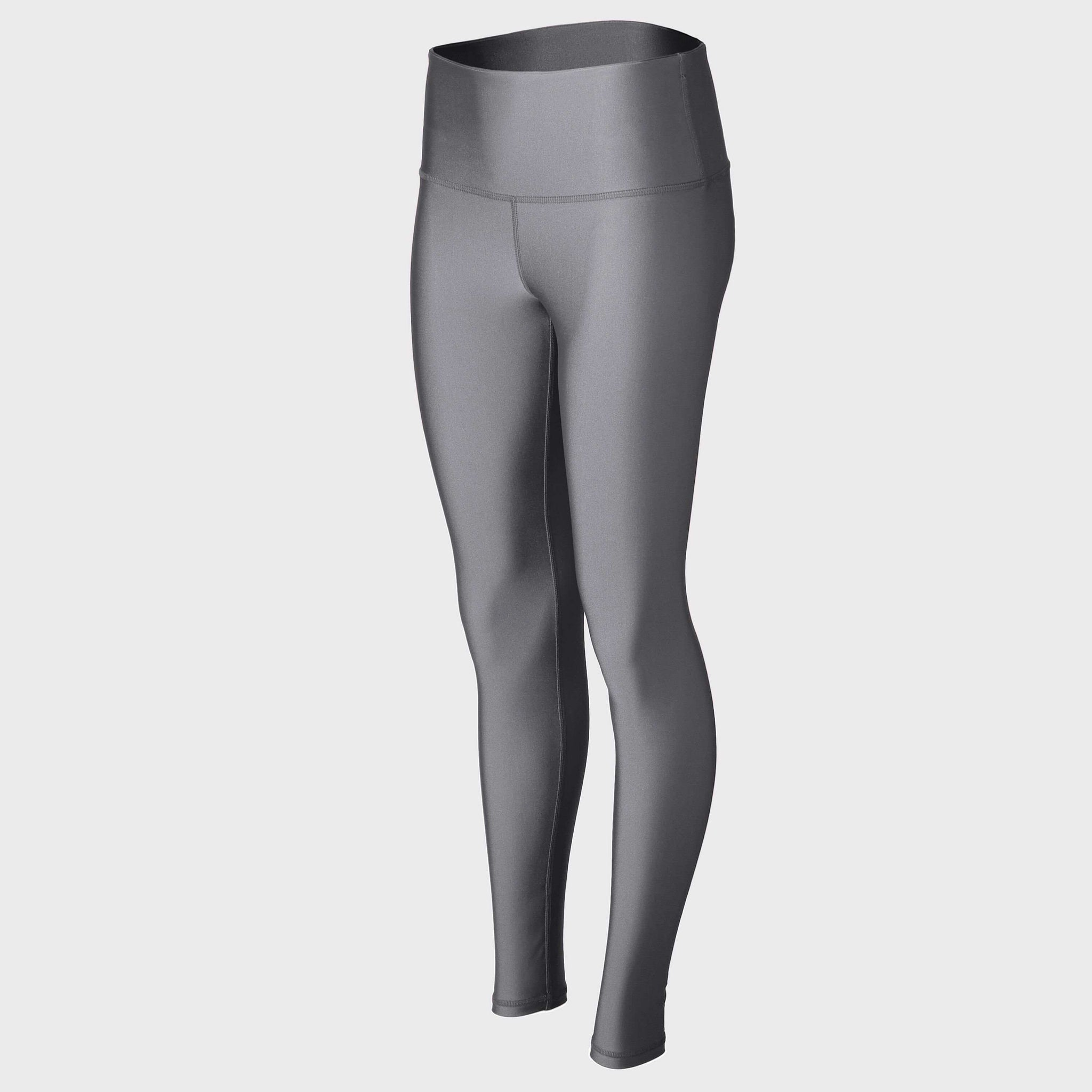 BEYOND LEGGING - HIGH WAISTED SHINY CHARCOAL