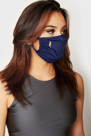 NAVY FACE MASK
