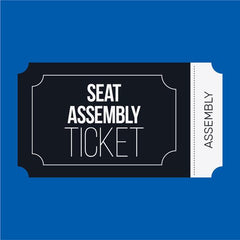 Seat Assembly Ticket