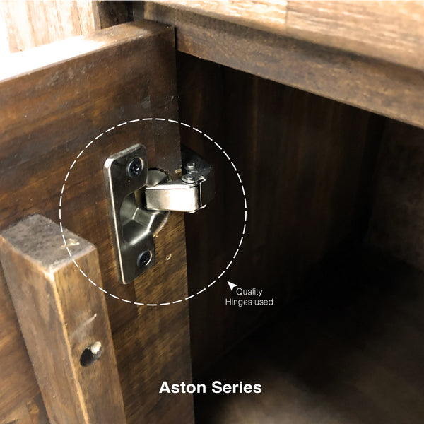 AstonTV_Quality Hinges Used