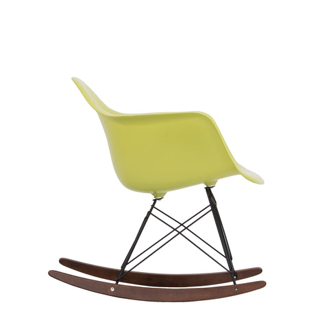Rocking Chair_Lime Green (side view)
