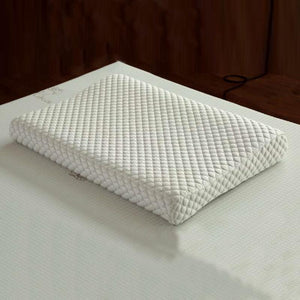 YUKI Ice-Fabric Contoured Head Pillow