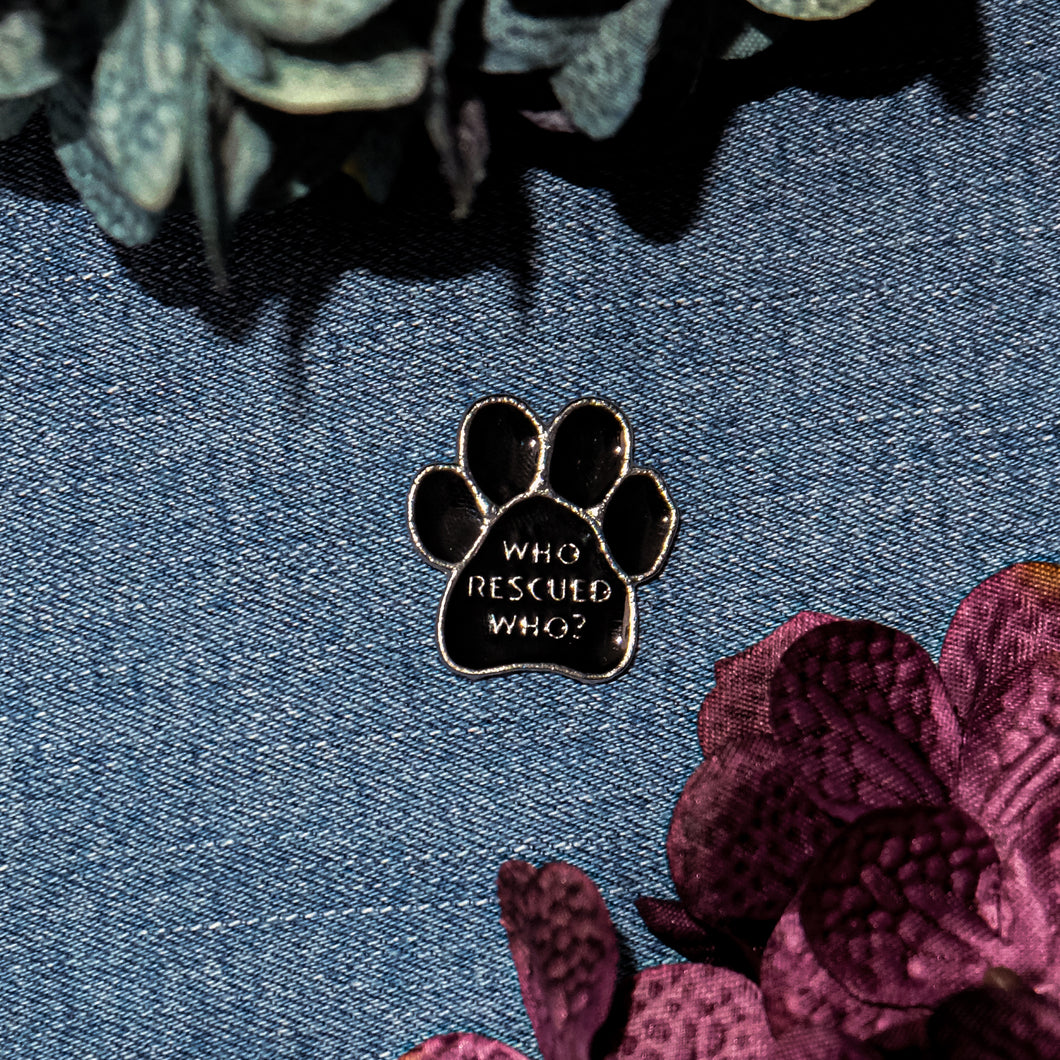 Animal Rescue Pins