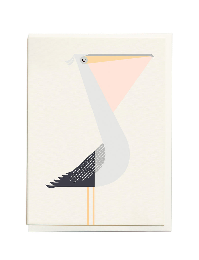 Gelato Pelican A6 Greeting Card