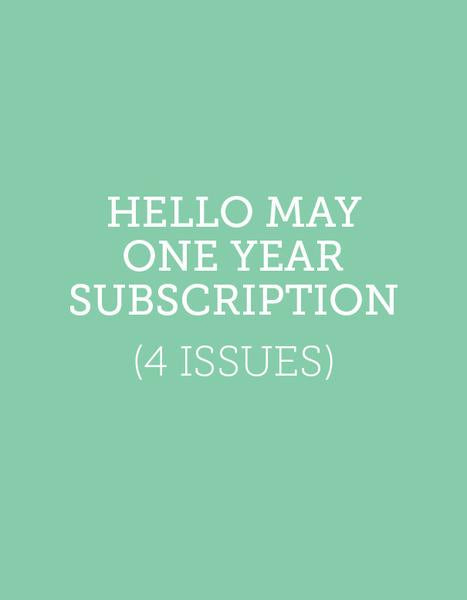 4 ISSUE SUBSCRIPTION (AUST ONLY)