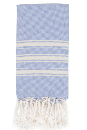 alexia hand size hamam towel in lavender colour