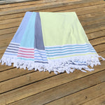 Dina Beach Towel