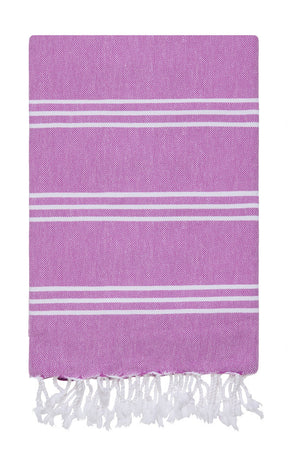 perim hamam towel blueberry