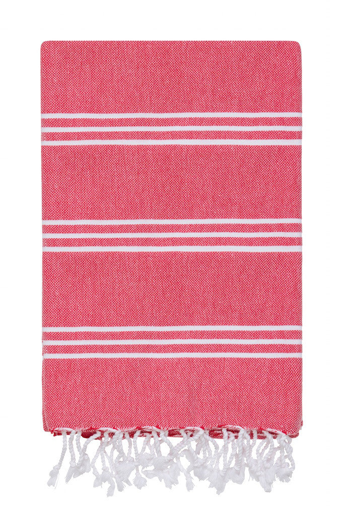 perim hamam towel strawberry