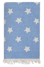 Star Throw w/Fleece