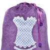 Ooh La La Lingerie Bag - Purple