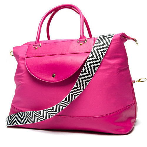 JetSetter Weekend Bag - Pink