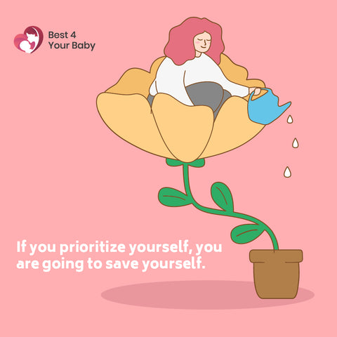 If you prioritize yourself, you are going to save yourself 10 The Best Motivational Quotes