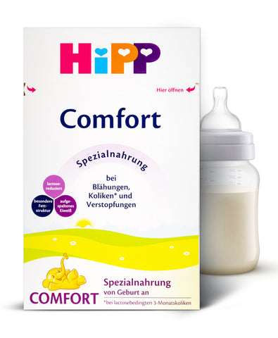 HIPP Comfort Special Milk Formula ALL STAGES 500 g