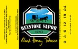 Black Honey Tobacco Blend - Keystone Vapor  - 2