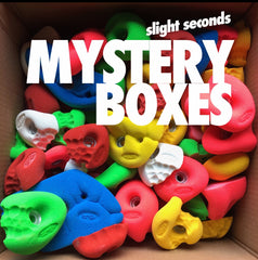 Mystery box - slight seconds