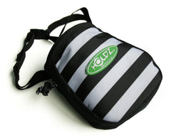 Chalk bag - B&W Stripes - HOLDZ