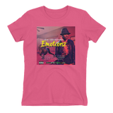 "@LMK~ LoveMusic""Kindness ¬ Emotionz Single _ Women's t-shirt"