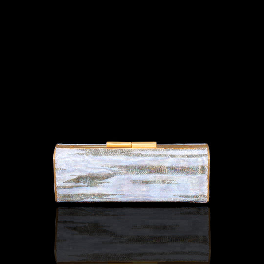 White and Ivory Clutch