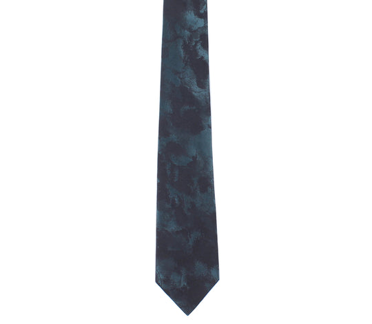 emerald black classic tie by german valdivia