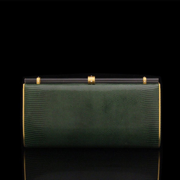 Sophia Clutch in Green