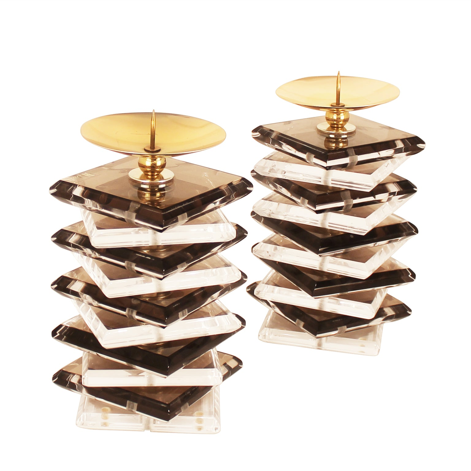 Magnificent Accent Candle Holders by Haziza