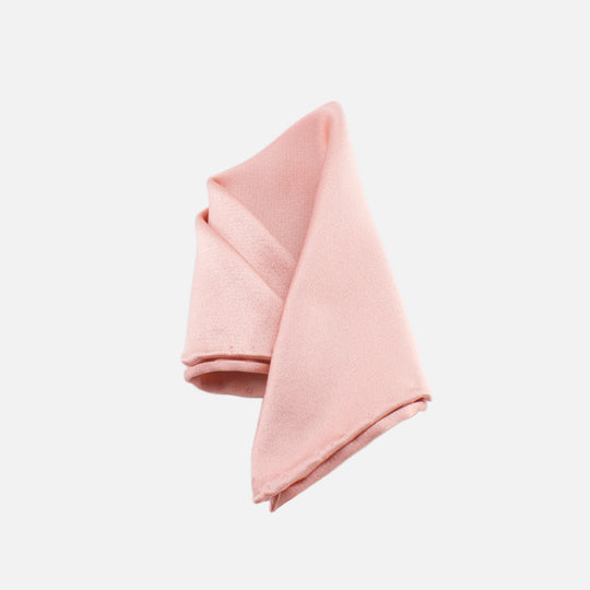 Rose Gold Pocket Square