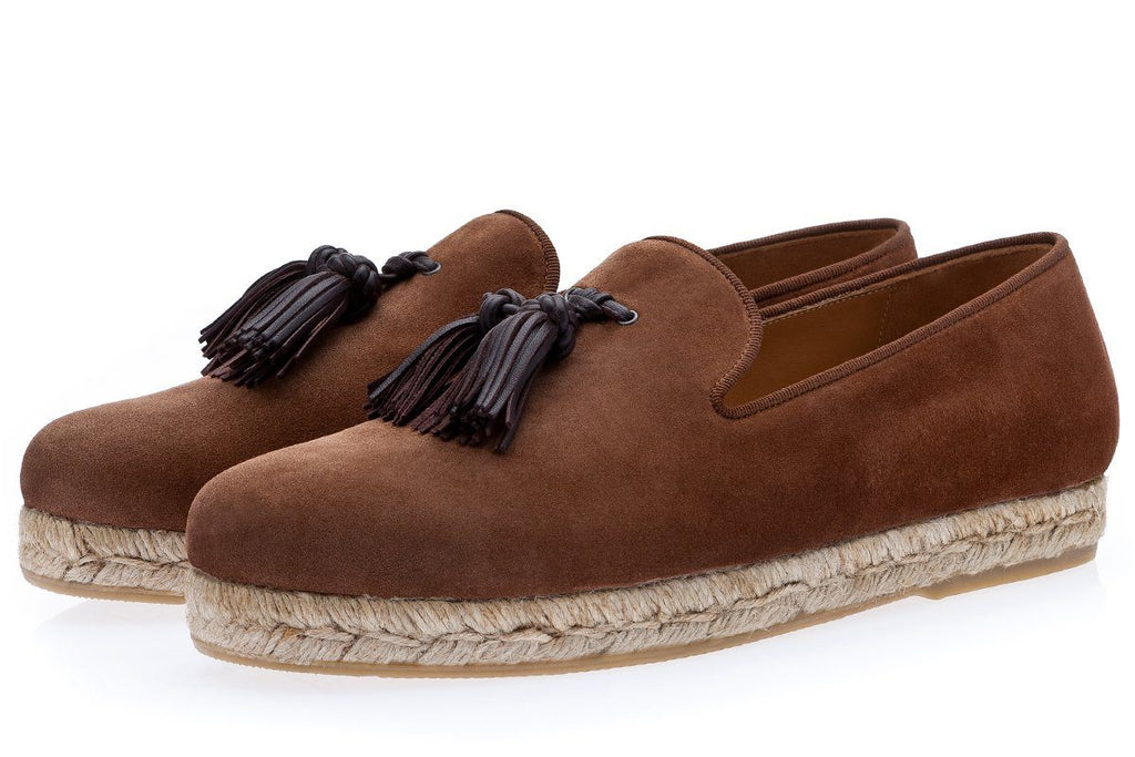 BRENT SOFTY CIGAR ROPE Espadrilles Superglamourous