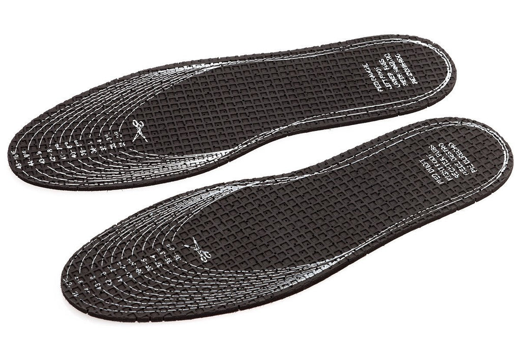 CHARCOAL ANTI-ODOUR INSOLES