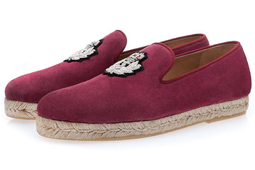 COLONY SOFTY CHERRY ROPE Espadrilles Superglamourous
