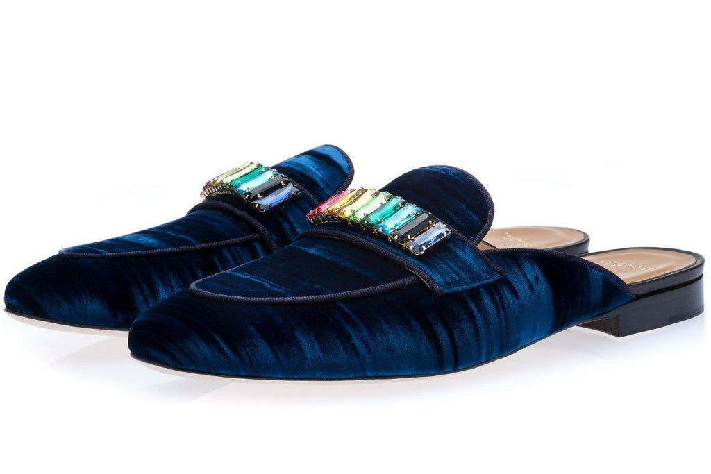 DANDAN WRINKLE CHINA MULES Mules Superglamourous
